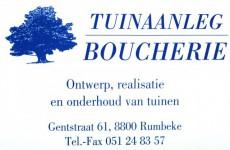 Boucherie Tuinaanleg